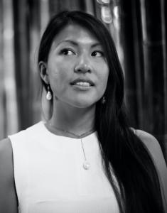 Female Journalist April Yee